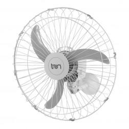 Ventilador de Parede Oscilante 60 cm 220V Branco