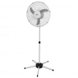 Ventilador Pedestal Oscilante 50 cm 110V Branco