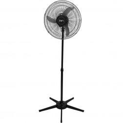 Ventilador Pedestal Oscilante 50 cm Bivolt Preto