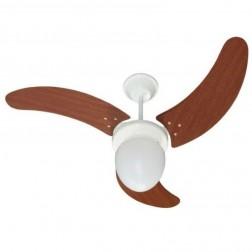Ventilador Búzios Branco 110V 3 Pás Verniz