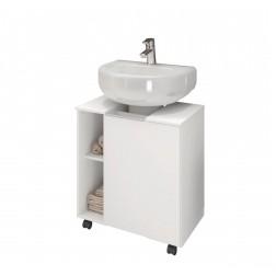 Armário Gabinete para Banheiro Gales Branco