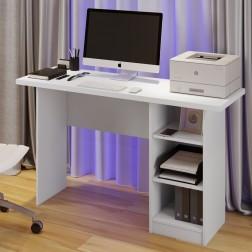 Mesa De Computador Lipe Branco