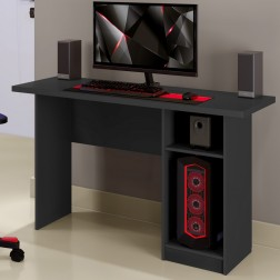 Mesa De Computador Lipe Preto